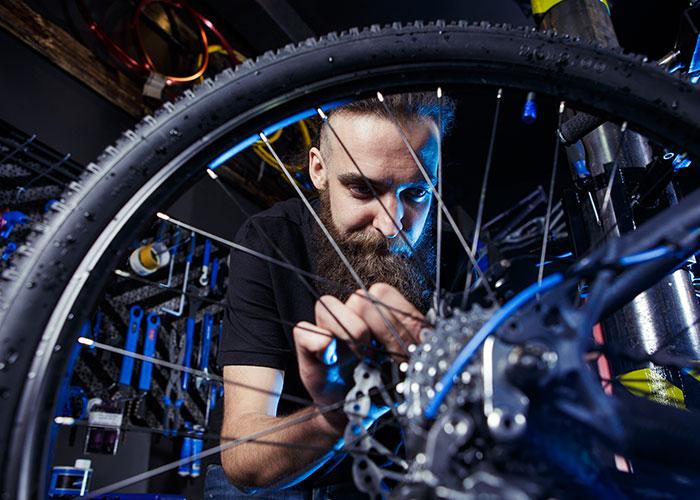 Entretien vélo Plérin