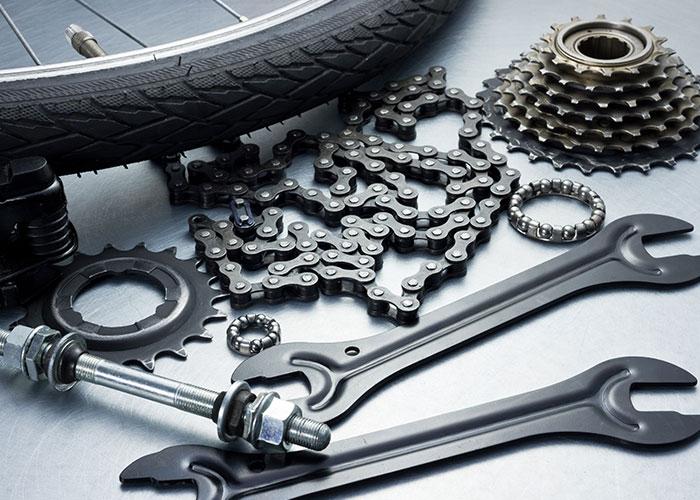 Pièces détachées vélo Plérin